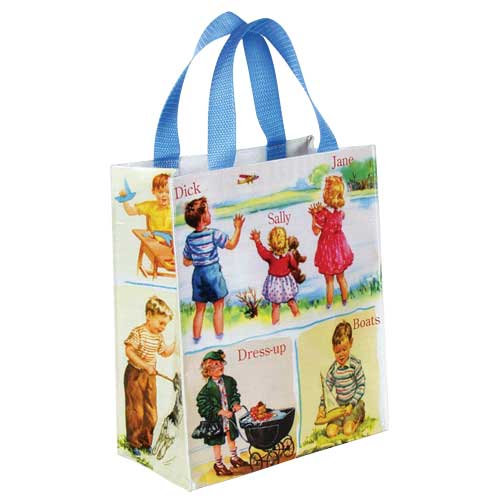 Dick and Jane tote