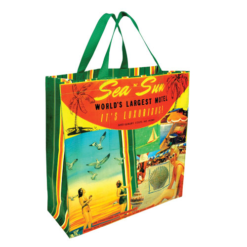 Beach-style tote