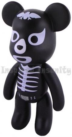 Toy bear figurine