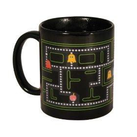Mug featuring the Pac Man game