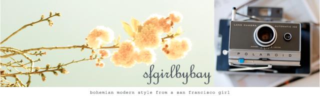 Screen capture of SFGIRLBYBAY header