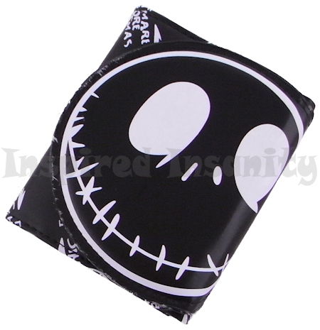 Jack Skellington wallet, mens style