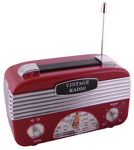 Retro rockabilly radio