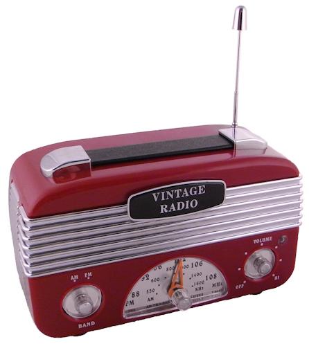 Retro rockabilly radio