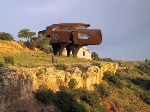 ROBERT BRUNO STEEL HOUSE