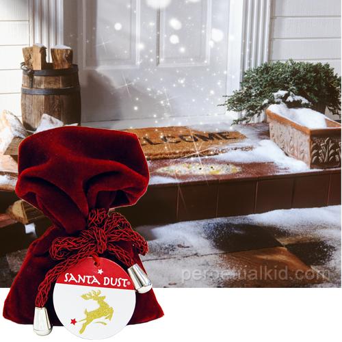 Santa dust product