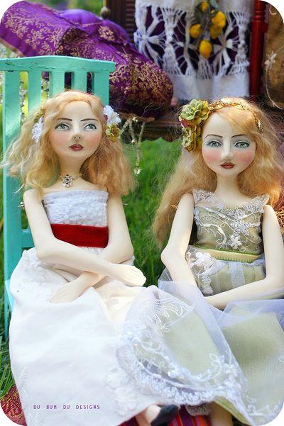 Du Bu Du dolls
