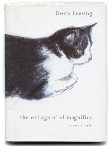 The old age of El Magnifico — book cover