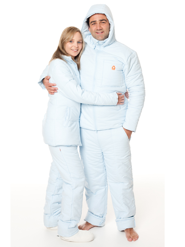 Lazypatch Duvet suit