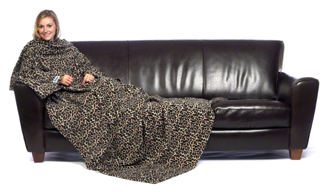 Slanket couch-wear