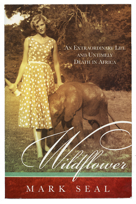 Wildflower —book cover