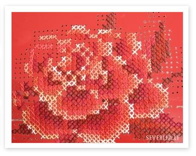 Embroidered art of Severija Inčirauskaitė-Kriaunevičienė